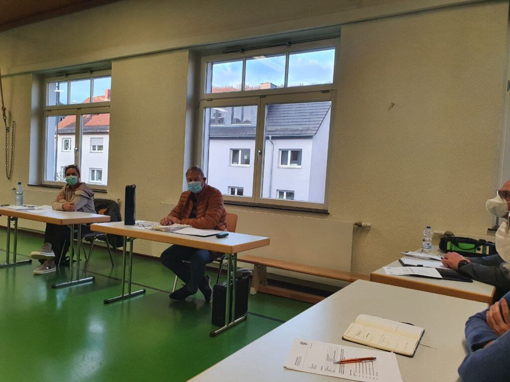 Konstituierende Sitzung Ortsbeirat Fellingshausen
